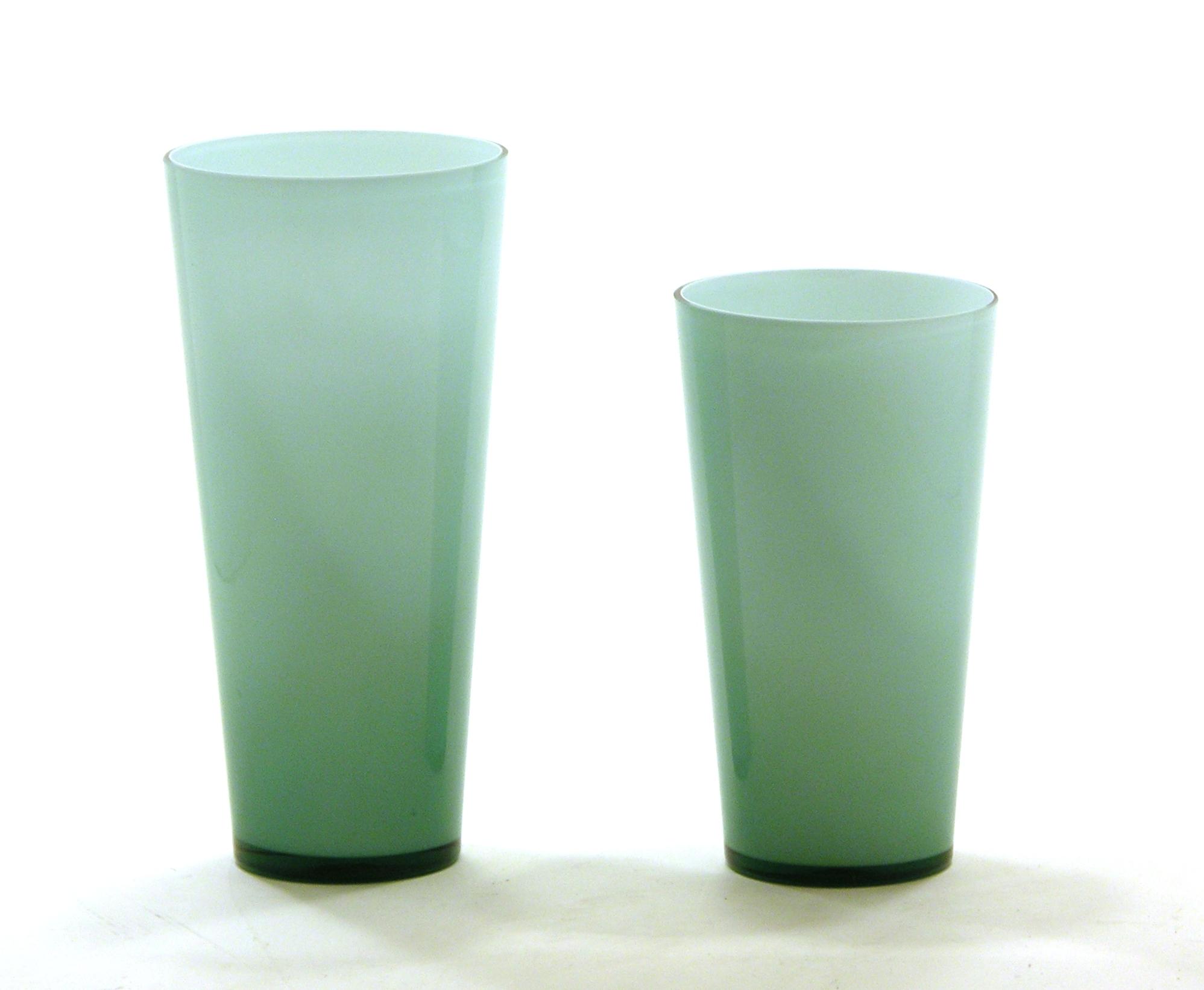 vases flower vase camill gro bleu. Black Bedroom Furniture Sets. Home Design Ideas